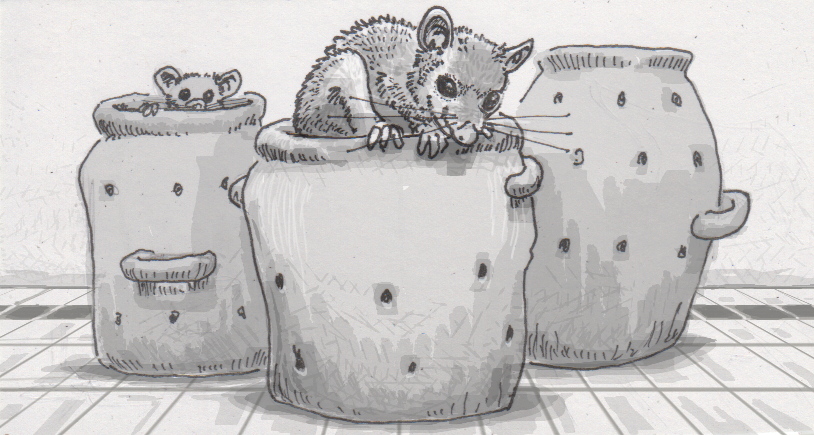 Ancient Romans special regard for eating jar-raised rodents