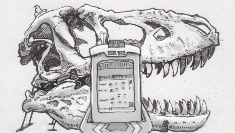 Portable scanners promise to expose the places where poached fossils were originally excavated