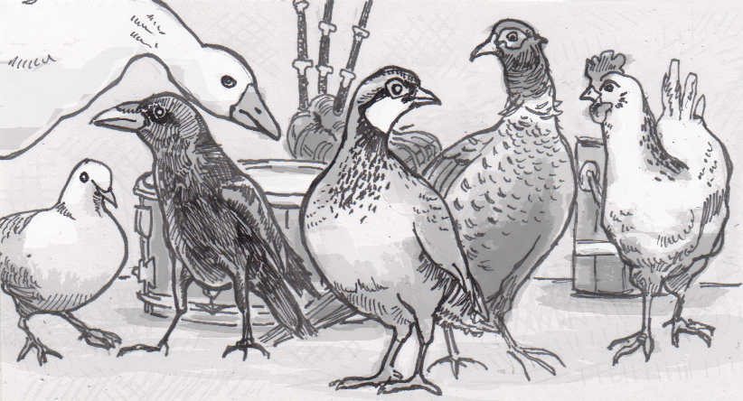 "Parsing the historical context of pipers and partridges in the ""12 Days of Christmas"""