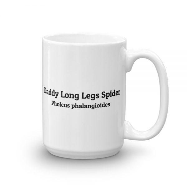 Daddy Long Legs Spider mug