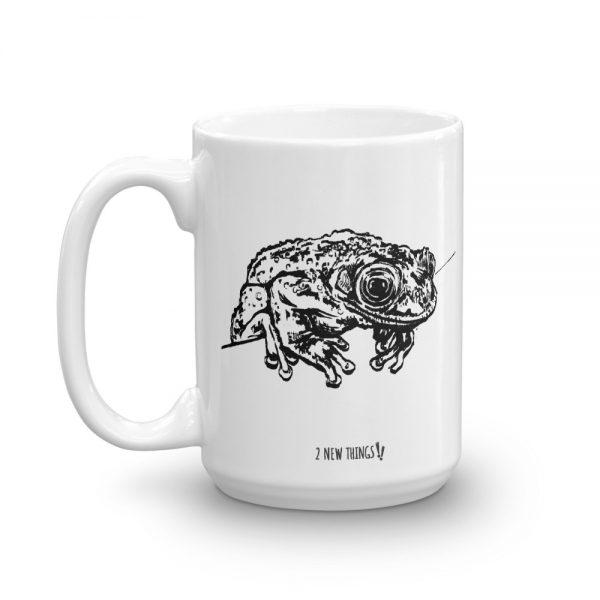 Greening's Frog mug